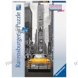 RAVENSBURGER PUZZLE 1000 PANORAMA NEW YORK TAXI 15119 Monster High