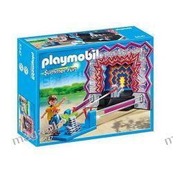 STRZELNICA Z PUSZKAMI PLAYMOBIL 5547 Monster High