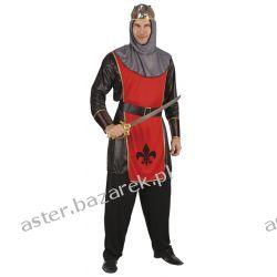 STRÓJ DLA DOROSŁYCH RYCERZ SUPER  Kostiumy męskie