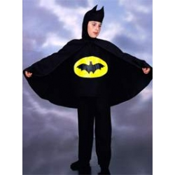 STRÓJ DLA DZIECI SUPER BAT Kostiumy dla chłopców