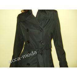 Płaszcz damski czarny 44