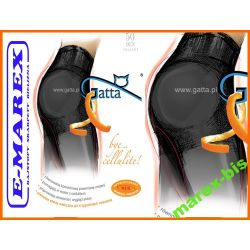 HIT rajstopy Gatta BYE CELLULITE 50 DEN   5-XL