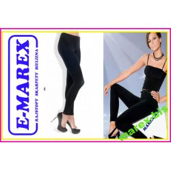 Gatta Spodnie SKINNY HOT Legginsy Kryjące # XL