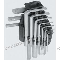 Komplet kluczy imbusowych - 10 szt., MN-54-102