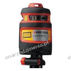 BLACK & DECKER Automatyczna poziomnica laserowa 360°, LZR4