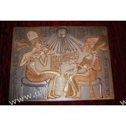 PŁASKORZEŹBA Z KOLEKCJI EGIPSKIEJ  EG-19-X