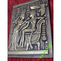 PŁASKORZEŹBA EGIPSKA - SUPER DEKORACJA WNĘTRZ !