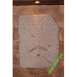 DEKORACJE - PŁASKORZEŹBA EGIPSKA - DEKORUJ DOM !