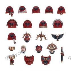 WARHAMMER Blood Angels Upgrade Pack zestaw TYCHY Gry