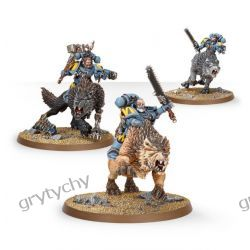 Thunderwolf Cavalry SPACE WOLVES WH 40000 TYCHY Gry