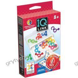 Smart - IQ Link gra dla 1 GRACZA 120 zadań TYCHY Gry