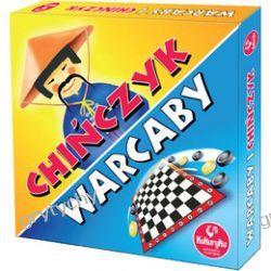 CHIŃCZYK WARCABY 2 tradycyjne gry TYCHY Gry