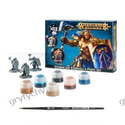 Stormcast Eternals + Paint Set starter pack TYCHY