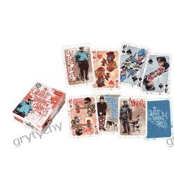 GRAFFITI Playing Cards 55 card Gry