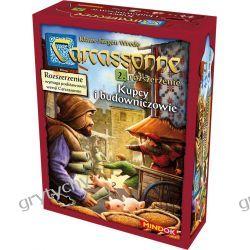 Carcassonne: Kupcy i Budowniczowie 2 edycja TYCHY Gry