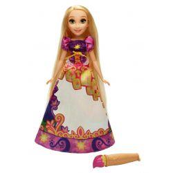 Lalka ROSZPUNKA Magiczna sukienka Hasbro TYCHY