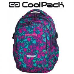 Plecak młodzieżowy CoolPack Factor Scrtached hearts 29L