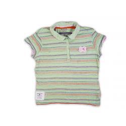 Bawełniana koszulka polo Backswing