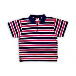 Bawełniana koszulka polo Adams