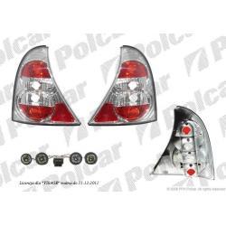 RENAULT CLIO II 01-  LAMPY TYLNE  KPL.