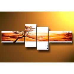 """""""african sunset""""  obrazy nowoczesne do modnego wnętrza Akryl"""
