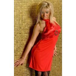Sensualwomen Sukienka Czerwona S/M