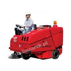 Zamiatarka zasilana silnikiem benzynowym i gazem RCM Mille SK Dual Fuel