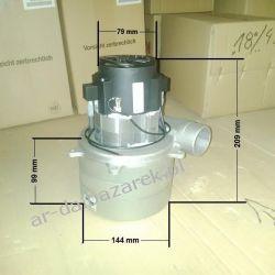 Silnik ssący AMETEK 230 V / 1400 W  Myjki ciśnieniowe