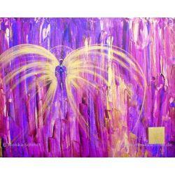 MILOSC - 30 dniowy - Rytuał miłosny Archanioła Haniela - energie anielskie dla sfery miłości i związku Ezoteryka