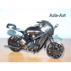 ORYGINALNY METALOWY MOTOR