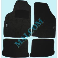 DYWANIKI WELUROWE SEAT IBIZA / CORDOBA 95-02 Gumowe