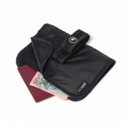 PACSAFE bezpieczny portfel CoverSafe 150 czarny