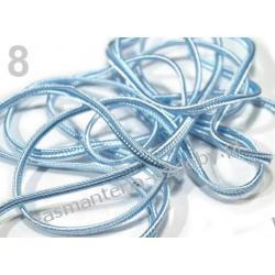 SUTASZ sznurek 3mm - 17 kolorów do wyboru /1metr