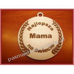 Dzień Matki/ Mamy MEDAL Najlepsza Mama na świecie Akcesoria i gadżety
