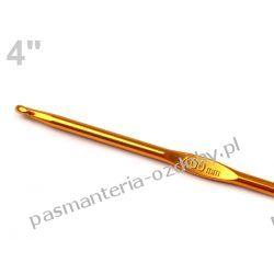 Szydełka metalowe / szydełko / 4,00 mm - 15cm Koraliki i cekiny
