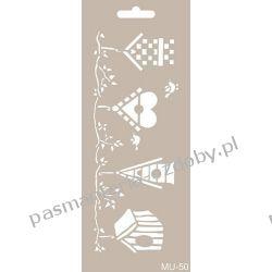 Szablon, Maska Mix Media 10 X 25 cm - MU50 Scrapbooking