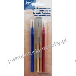 Komplet 3 ołówków do przekłuwania Joy  Rękodzieło