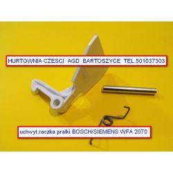 UCHWYT,RACZKA PRALKI - Bosch / Siemens--pasuje do roznych modeli pralek patrz opis -uchwyty PRALEK