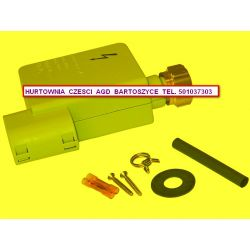 Elektrozawór Aqua-stop węża zmywarki Bosch Siemens- Zestaw naprawczy zmywarki Bosch/siemens roznE ZAWORY ,WEZE-