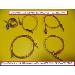 termopara do urządzeń gazowych,kuchni - np.amica,mastercook ,beko-ROZNE TERMOPARY-WSZYSTKIE