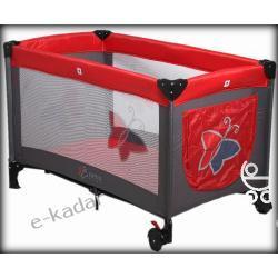 Łóżko podróżne proste Samba - Coto Baby