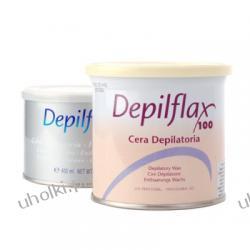 DEPIFLAX, Azulen wosk do depilacji, skóra wrażliwa, podrażniona, puszka 500 ml