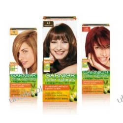 GARNIER Color Naturals, Trwale koloryzująca farba do włosów w kremie, 1 op.