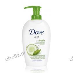 DOVE Go Fresh Touch, Kremowe mydło w płynie o zapachu ogórka i zielonej herbaty, 250 ml