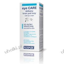 FLOS-LEK Pielęgnacja oczu - DELIKATNY KREM POD OCZY DO SKÓRY WRAŻLIWEJ EYE CARE