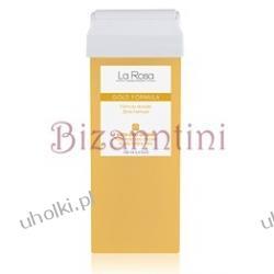 LA ROSA Gold formula, Wosk do depilacji z szeroką rolką do każdej skóry