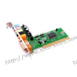 KARTA MUZYCZNA PCI MINT 3D 6 KANAŁÓW BOX