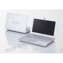 SONY VAIO VPC-W21S1E/W Atom N450 1GB 10,1 250GB NV3150 Win7 Starter (BIAŁY)