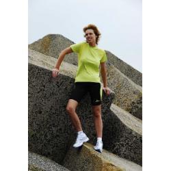 Getry do biegania krótkie Rogelli Madison żółte damskie