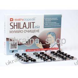 Mumio SHILAJIT z Gór Tien Szan, Mumijo, 30 tabletek/ 200 mg 100% Oryginalne
